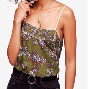 NWT Free People camisole size small